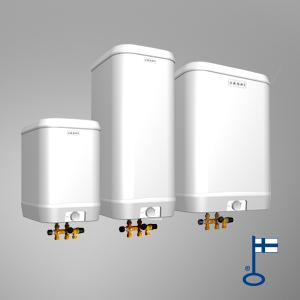 Jäspi VLK Suomessa valmistettu vedenlämmitin, lämminvesivaraaja, boileri